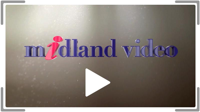 Midland Video production logo for demo reel