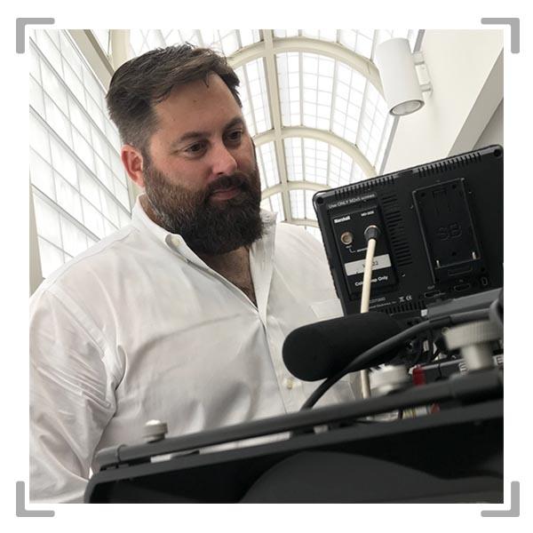 Man Joe Liberatore video directing